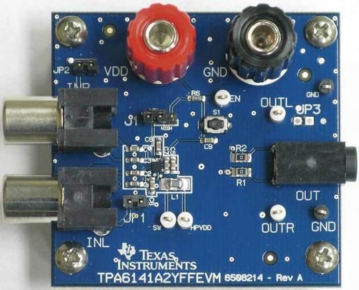 Entwicklungsboard Texas Instruments TPA6141A2YFFEVM