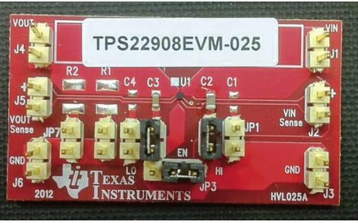 Entwicklungsboard Texas Instruments TPS22908EVM-025