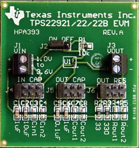 Entwicklungsboard Texas Instruments TPS22921EVM