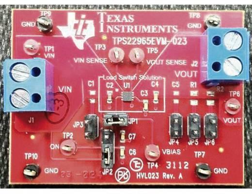 Entwicklungsboard Texas Instruments TPS22965EVM-023