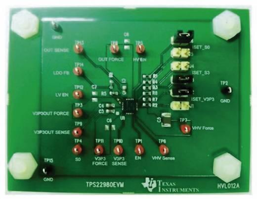 Entwicklungsboard Texas Instruments TPS22980EVM