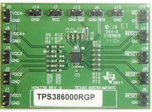 Entwicklungsboard Texas Instruments TPS386000EVM-736