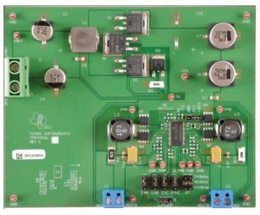 Entwicklungsboard Texas Instruments TPS43330EVM