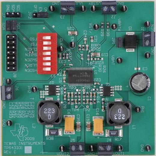 Entwicklungsboard Texas Instruments TPS43331EVM
