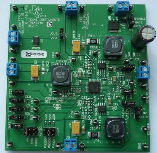 Entwicklungsboard Texas Instruments TPS43340EVM