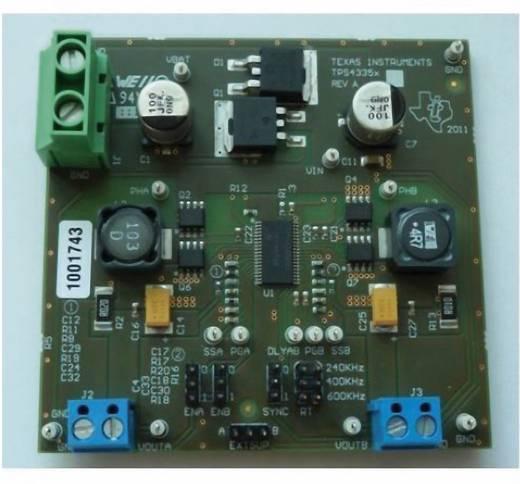Entwicklungsboard Texas Instruments TPS43350EVM