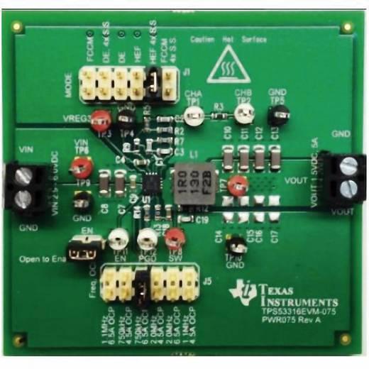 Entwicklungsboard Texas Instruments TPS53316EVM-075