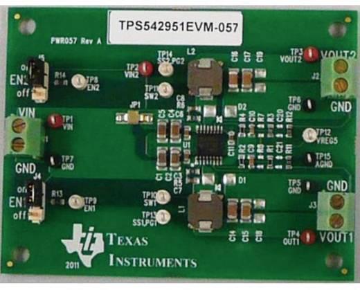 Entwicklungsboard Texas Instruments TPS542951EVM-057