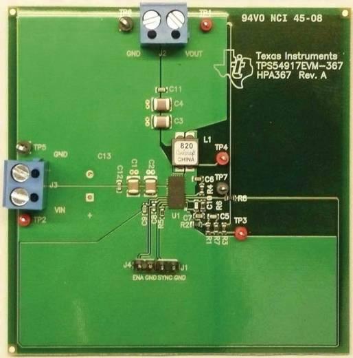 Entwicklungsboard Texas Instruments TPS54917EVM-367