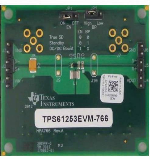 Entwicklungsboard Texas Instruments TPS61253EVM-766