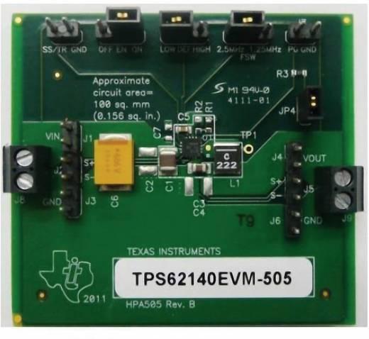 Entwicklungsboard Texas Instruments TPS62140EVM-505