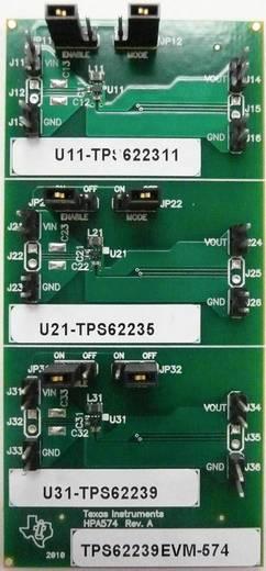 Entwicklungsboard Texas Instruments TPS62239EVM-574