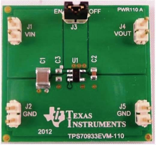 Entwicklungsboard Texas Instruments TPS70933EVM-110