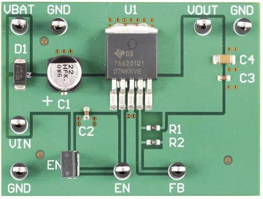 Entwicklungsboard Texas Instruments TPS7A6201EVM