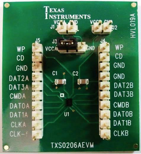 Entwicklungsboard Texas Instruments TXS0206AEVM