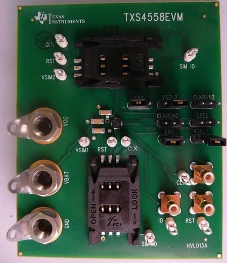 Entwicklungsboard Texas Instruments TXS4558EVM
