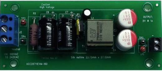 Entwicklungsboard Texas Instruments UCC28711EVM-160