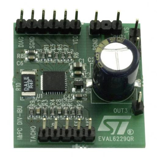Entwicklungsboard STMicroelectronics EVAL6229QR