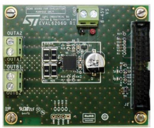 Entwicklungsboard STMicroelectronics EVAL6206Q