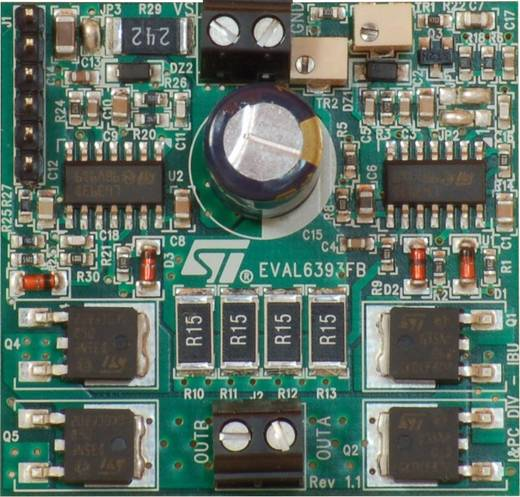 Entwicklungsboard STMicroelectronics EVAL6393FB