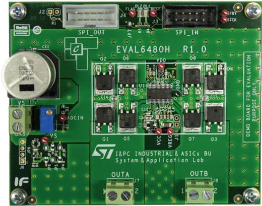 Entwicklungsboard STMicroelectronics EVAL6480H