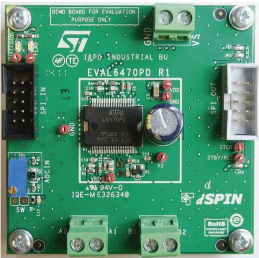 Entwicklungsboard STMicroelectronics EVAL6470PD