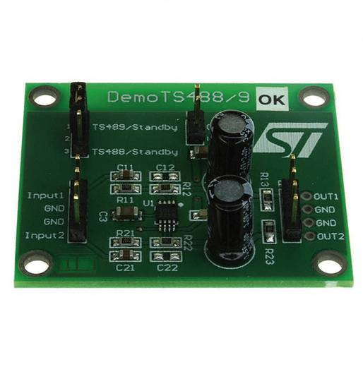 Entwicklungsboard STMicroelectronics DEMOTS488S