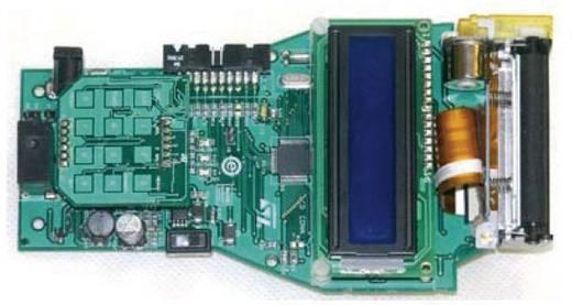 Entwicklungsboard STMicroelectronics STEVAL-IPC002V1