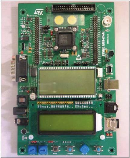 Entwicklungsboard STMicroelectronics STM8L1528-EVAL