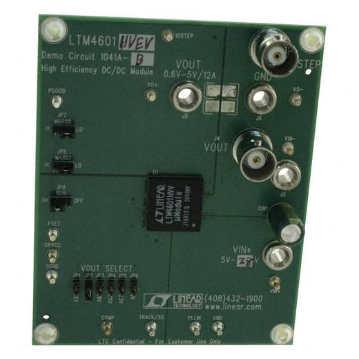 Entwicklungsboard Linear Technology DC1041A-B