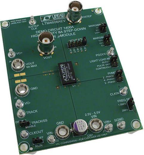 Entwicklungsboard Linear Technology DC1400A