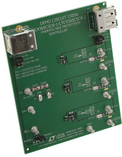 Entwicklungsboard Linear Technology DC1505A