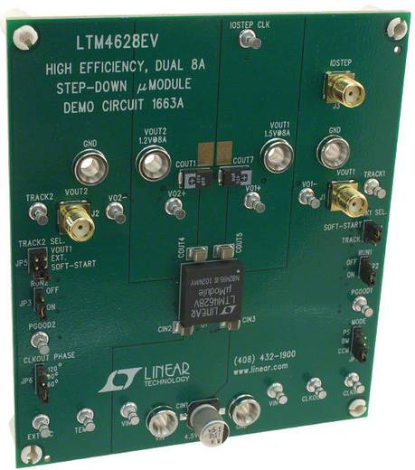 Entwicklungsboard Linear Technology DC1663A