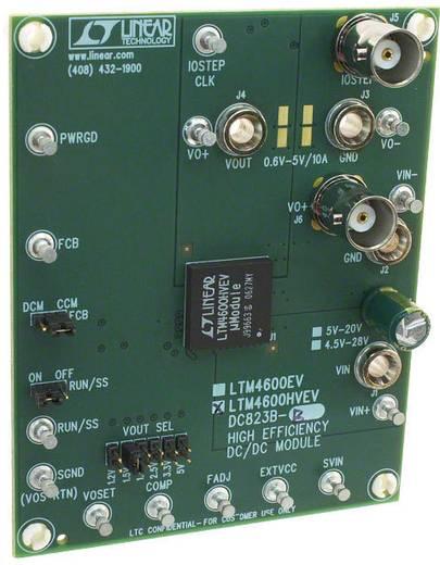 LTM4600HV Demoplatine, 28V, 10A Step-Down µModul Spannungsregler