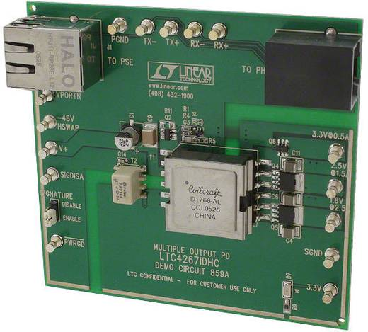 Entwicklungsboard Linear Technology DC859A