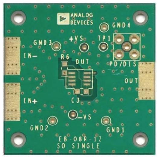 Platine (unbestückt) Analog Devices AD818AR-EBZ