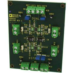 Image of Analog Devices AD8222-EVALZ Entwicklungsboard