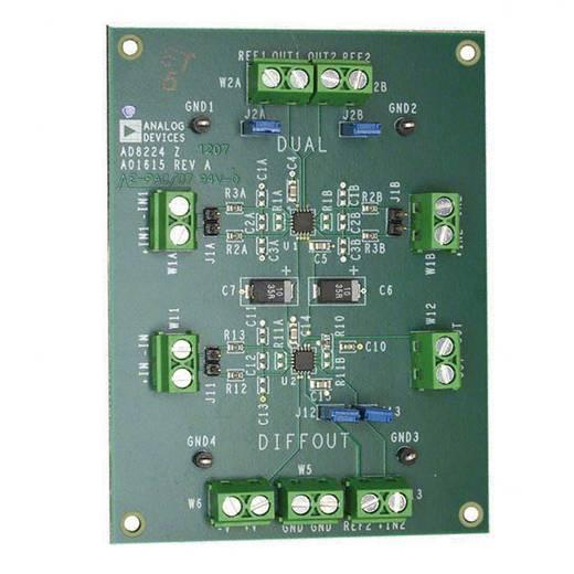 Entwicklungsboard Analog Devices AD8224-EVALZ