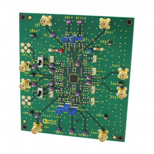 Entwicklungsboard Analog Devices AD8264-EVALZ