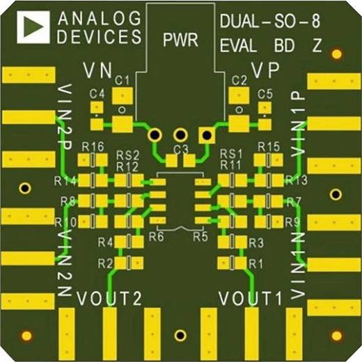 Platine (unbestückt) Analog Devices AD828AR-EBZ