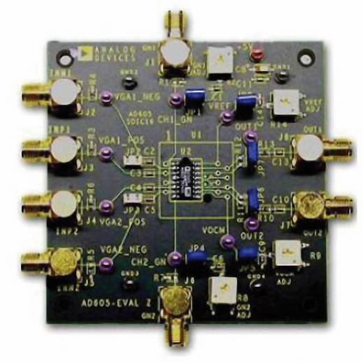 Entwicklungsboard Analog Devices AD605-EVALZ