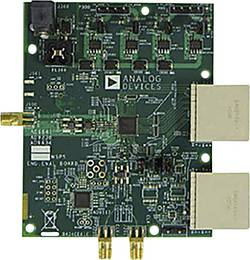 Image of Entwicklungsboard Analog Devices AD6641-500EBZ
