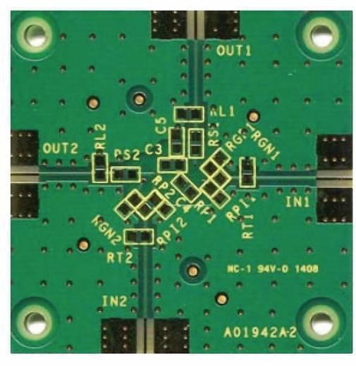Platine (unbestückt) Analog Devices AD8002ARM-EBZ