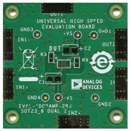 Platine (unbestückt) Analog Devices AD8030ARJ-EBZ