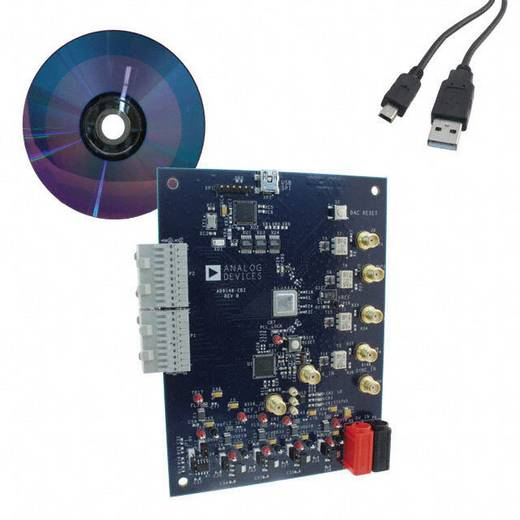 Entwicklungsboard Analog Devices AD9148-EBZ