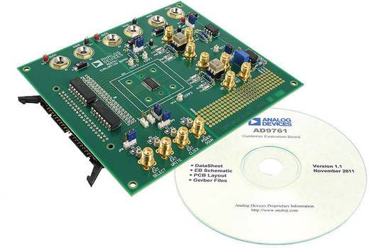 Entwicklungsboard Analog Devices AD9761-EBZ