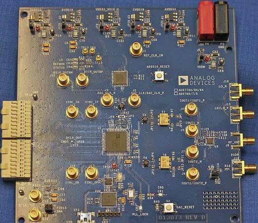 Entwicklungsboard Analog Devices AD9778A-DPG2-EBZ