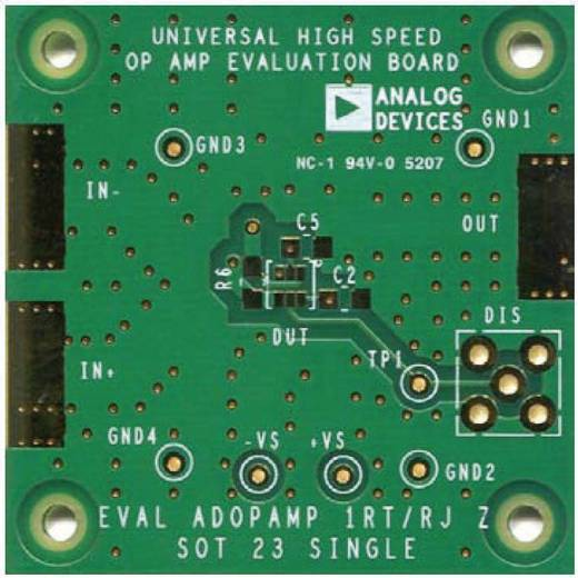 Platine (unbestückt) Analog Devices ADA4851-1YRJ-EBZ