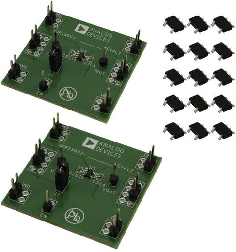Entwicklungsboard Analog Devices ADP150UJZ-REDYKIT