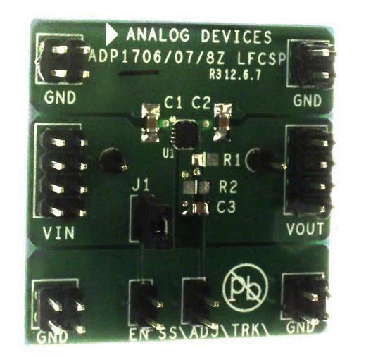 Entwicklungsboard Analog Devices ADP1706-3.3-EVALZ